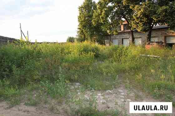 Земли промышленности 60 соток с зданием Серпухов