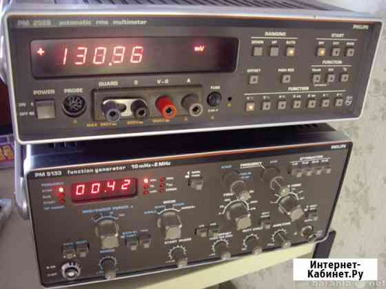 "Генератор ""philips-pm-5165"" Челябинск"