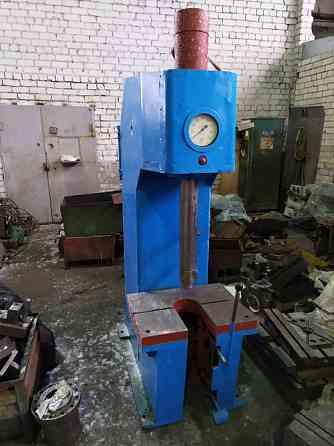 Пресс гидравлический одностоечный П6324 (усилие 25т) Нижний Новгород