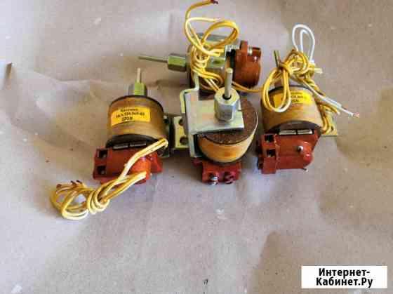 Электромагнит отключения, включения маслянного выключателя Вк-10 Самара