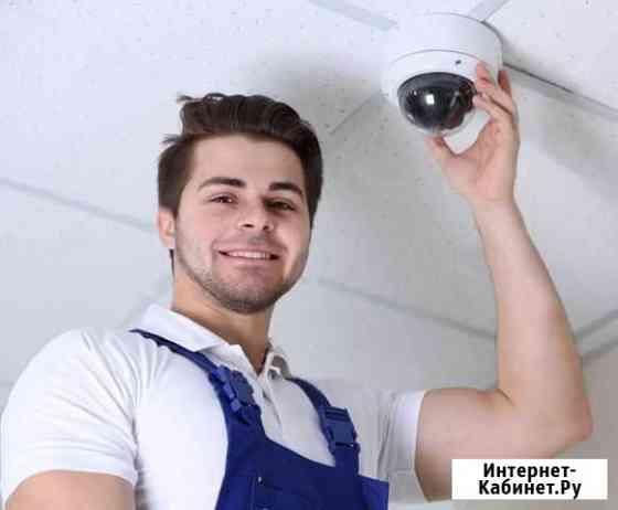 Видеонаблюдение, установка камер видеонаблюдения Санкт-Петербург