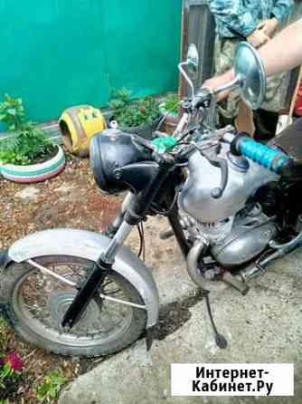 Мотоцикл иж-56 Белоомут