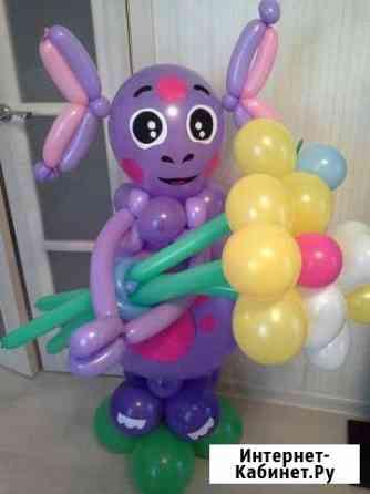 Гелиевые шары и фигуры из шаров в г. Березовский Березовский