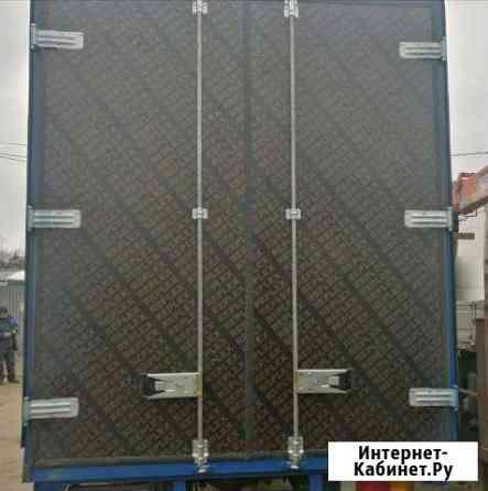 Ремонт ворот для фургонов, изготовление фургонов Черное