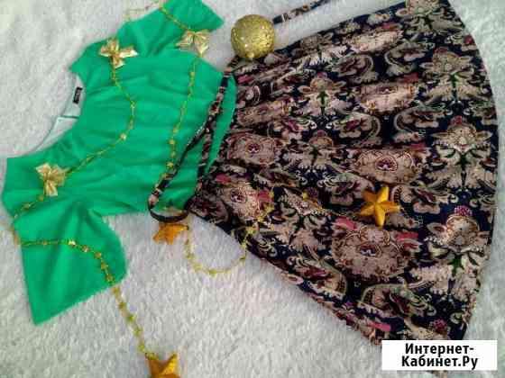 Платье на праздник Романово