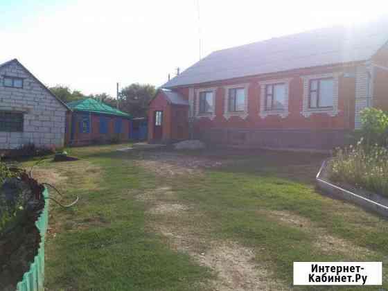 Дом 119 кв.м. на участке 40 сот. Кантемировка