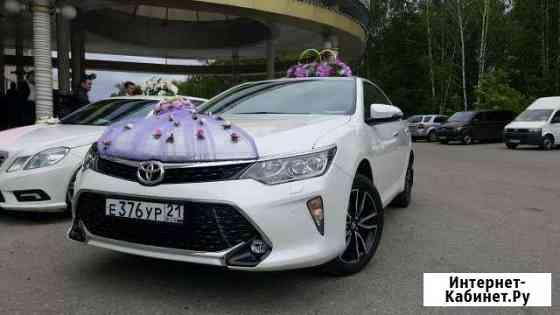 Автомобиль на свадьбу и др мероприятия Чебоксары