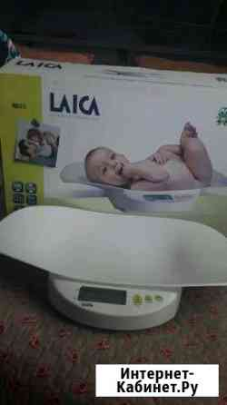 Весы для малыша Железнодорожный