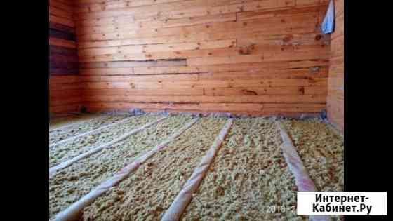 Насыпной утеплитель (базальтовая вата) Ребриха
