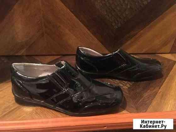 Туфли для мальчика б/у Дмитров