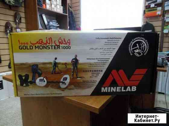 Minelab gold monster 1000 (под заказ) Магадан