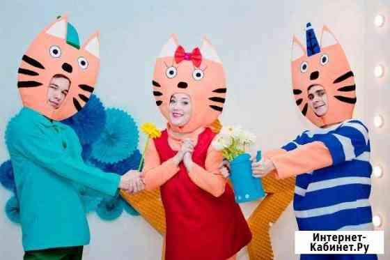 Аниматор на детский праздник Екатеринбург
