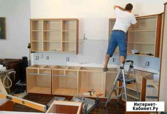 Мастер корпусной мебели Комсомольск-на-Амуре