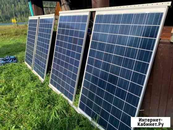 Солнечные батареи 3.5 квт Горно-Алтайск