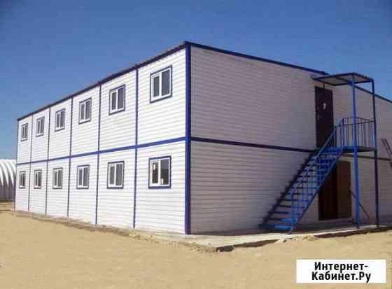 Здание абк, модульное, быстровозводимое Губкинский