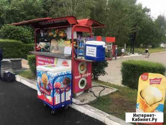 Продавец Комсомольск-на-Амуре