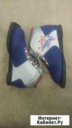 Лыжные ботинки Юрьев-Польский