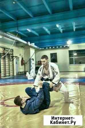 Тренировки по джиу джитсу групповые и персональные Рыбинск