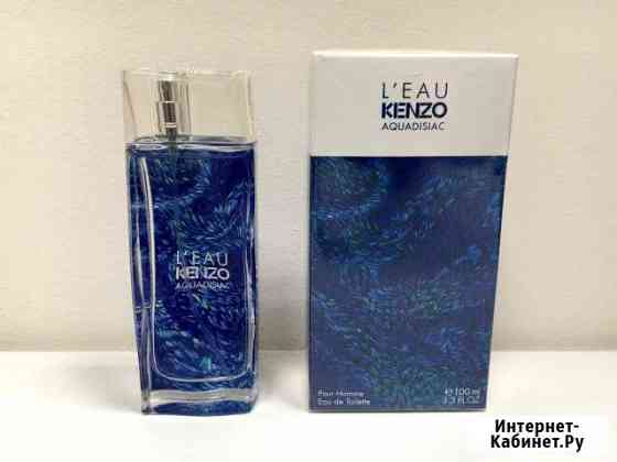 Kenzo - Leau Kenzo Aquadisiac Pour Homme - 100 ml Челябинск