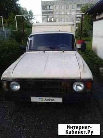ИЖ 2715 1.5МТ, 1988, фургон Первомайское