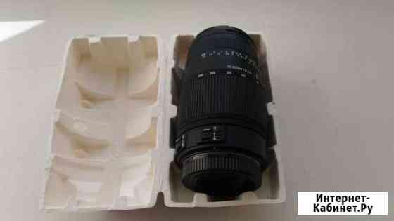 Объектив Sigma 70-300MM F/4-5.6 DG OS для Canon AF Великий Новгород