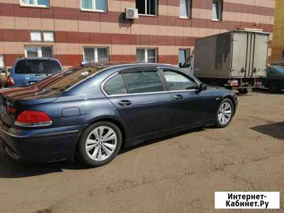 BMW 7 серия 4.4AT, 2003, седан Голицыно