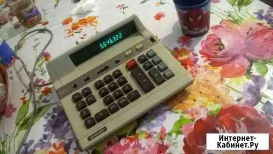 Калькулятор sharp 70х годов Магадан