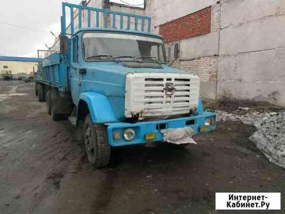 ЗИЛ 133гя с прицепом Томск