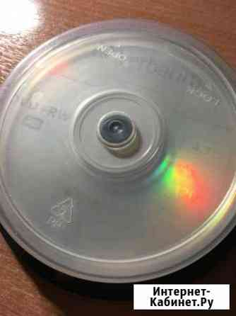 Диски DVD+RW Verbatim 4.7Gb Новосибирск