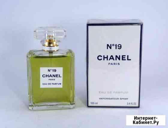 Chanel - 19 - 100 ml Челябинск