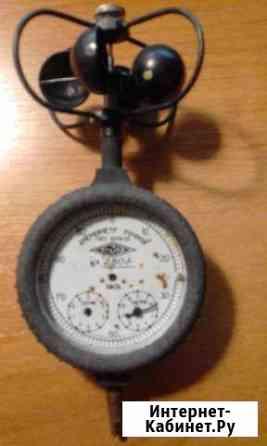Анемометр ручной СССР гост 6376-52 1969 г № 2807 Нерюнгри