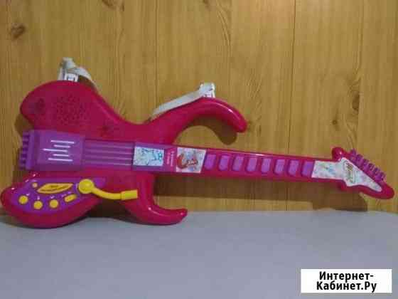Музыкальная гитара Горно-Алтайск