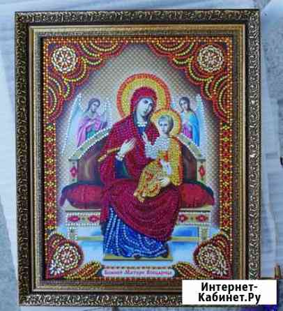 Алмазная мозаика. Иконы Майма