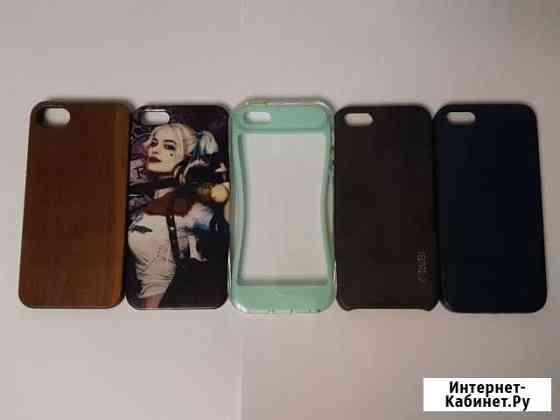 Чехлы для Apple iPhone 5 / 5s / se Биробиджан