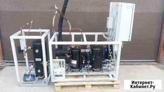 Холодильная централь Copeland ZBD58 ZB38 б/у Тамбов