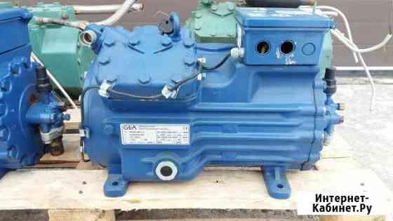 Холодильный компрессор bock HGX34E/380-4S б/у Тамбов