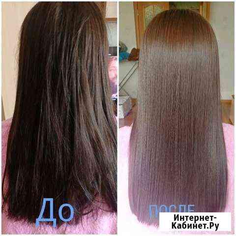 Шугаринг, ботокс волос, Кератиновое выпрямление во Ижевск