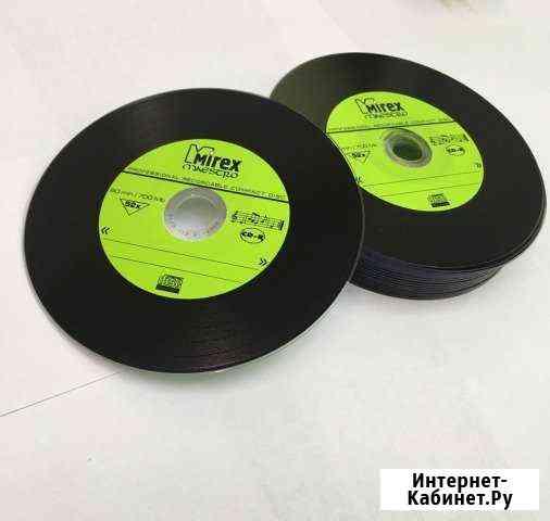Компакт-Диск CD-R Mirex Maestro Уфа
