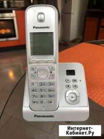 Телефон dect Panasonic KX-TG6811RUB Москва