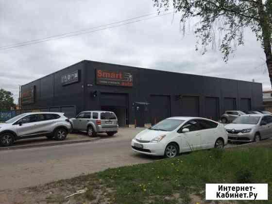 Сдам в аренду действующий автосервис, 750 кв. м Великий Новгород