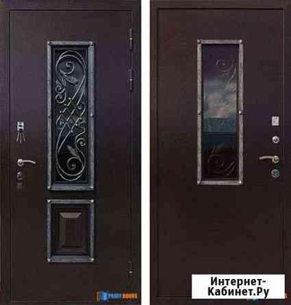 Входная дверь Коттедж Санкт-Петербург