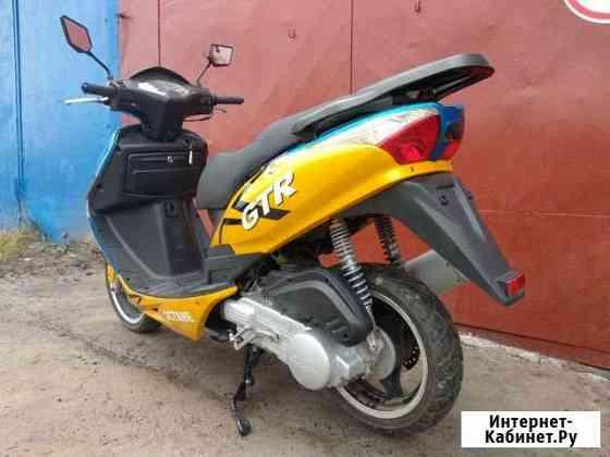 Скутер eurotex 150 Лангепас