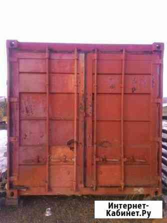 Продам морской контейнер 20 футов Улан-Удэ