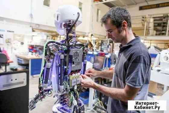 Продавец робототехники Южно-Сахалинск