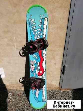 Сноуборд крепления ботинки Биробиджан