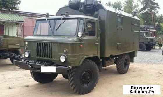 Газ 66 Псков