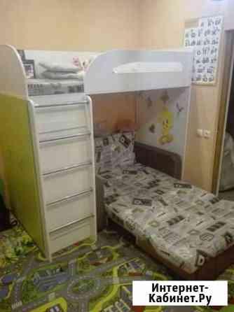 Кровать двухьярусная Нерюнгри