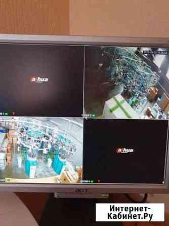 Система видеонаблюдения 4 камеры Великий Новгород