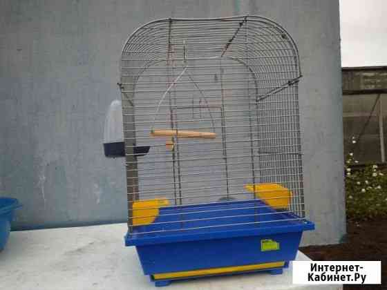 Клетка для попугая Братск