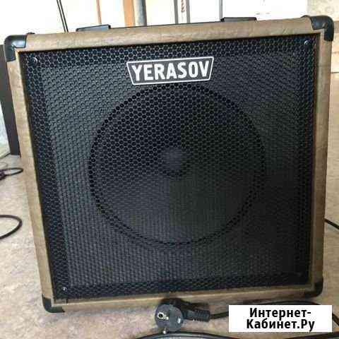 Гитарный комбоусилитель Yerasov GTA 15 Биробиджан